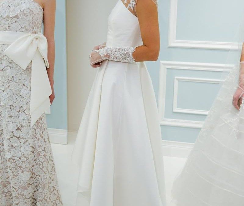 10 Wedding Ideas From Bridal Fashion Week
