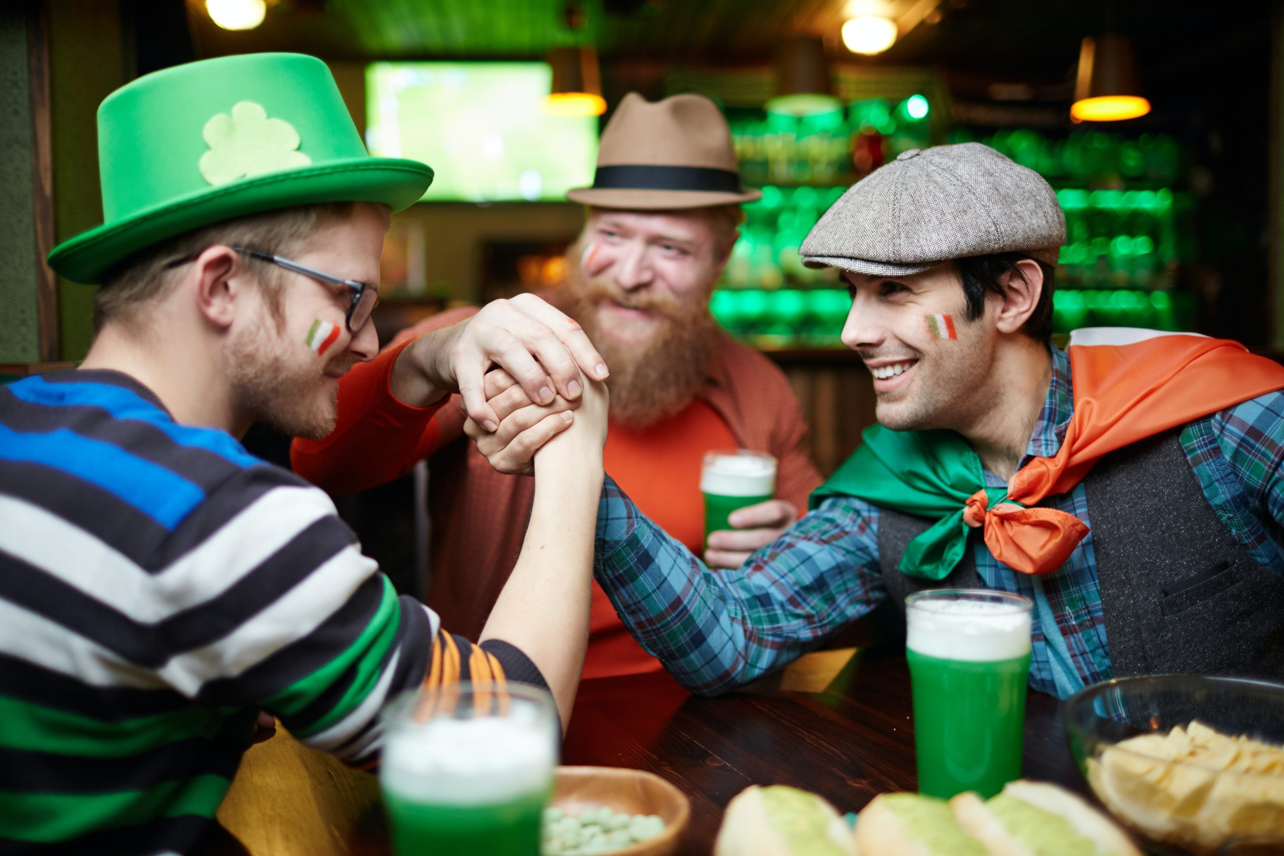 4 Ways To Have A Posh St. Patrick's Day Party