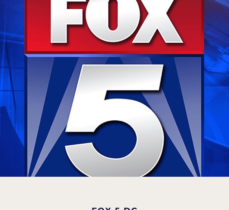 Fox 5 DC Thanksgiving Table Decor
