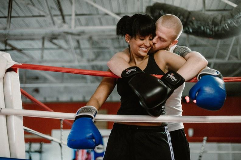 5 Ways Guys Can Enjoy A DC Engagement Shoot