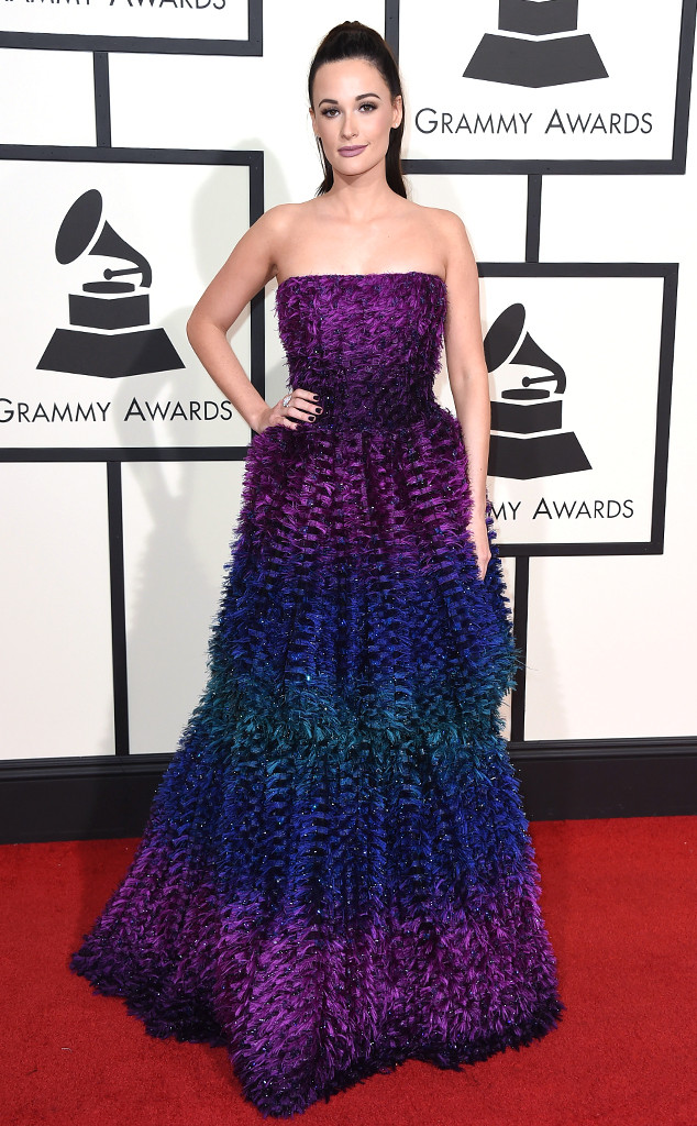 Kacey Musgraves in Armani Privé - Grammys 2016 Red Carpet Winners And Losers