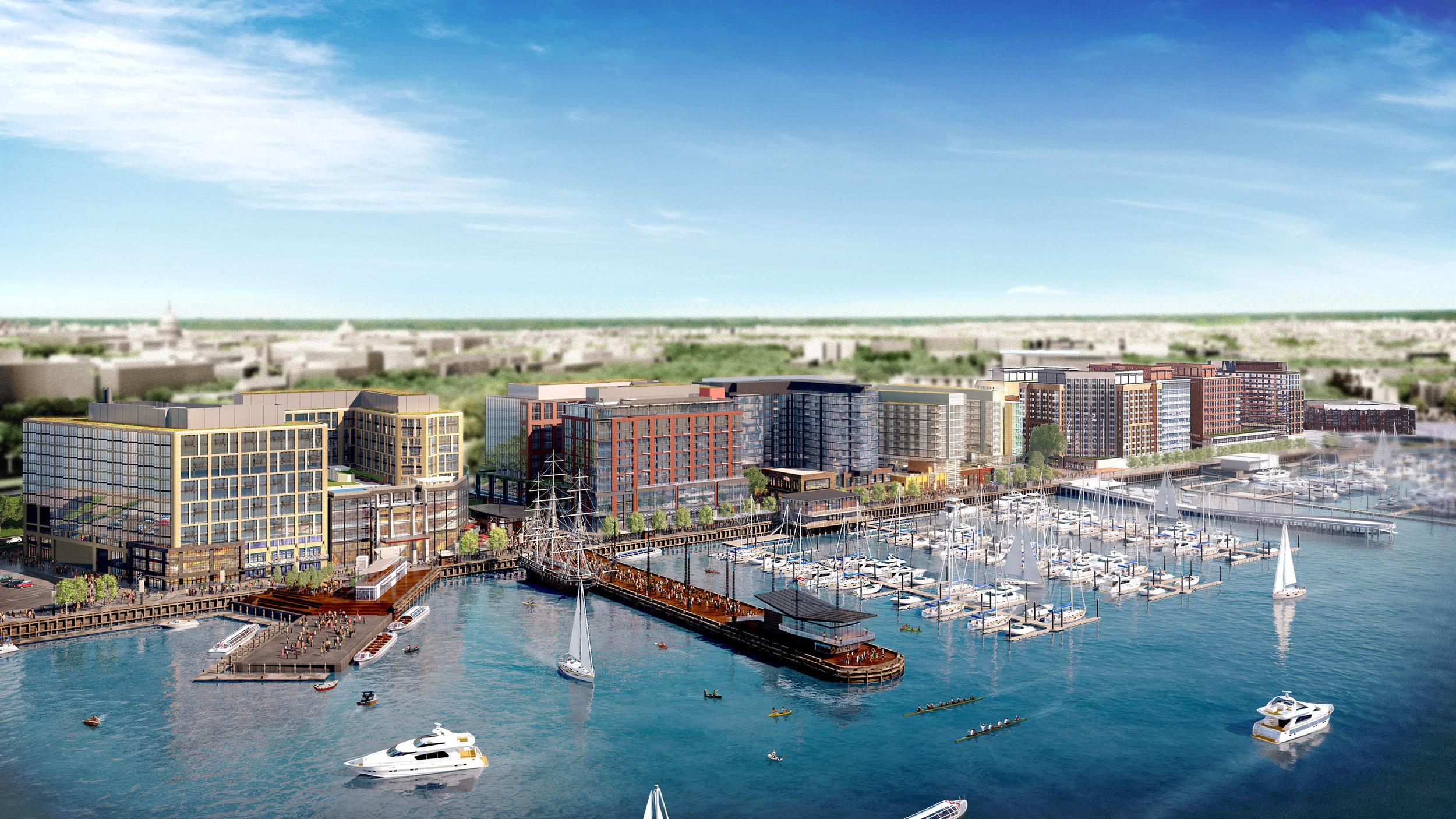Washington, DC Venue - InterContinental Wharf