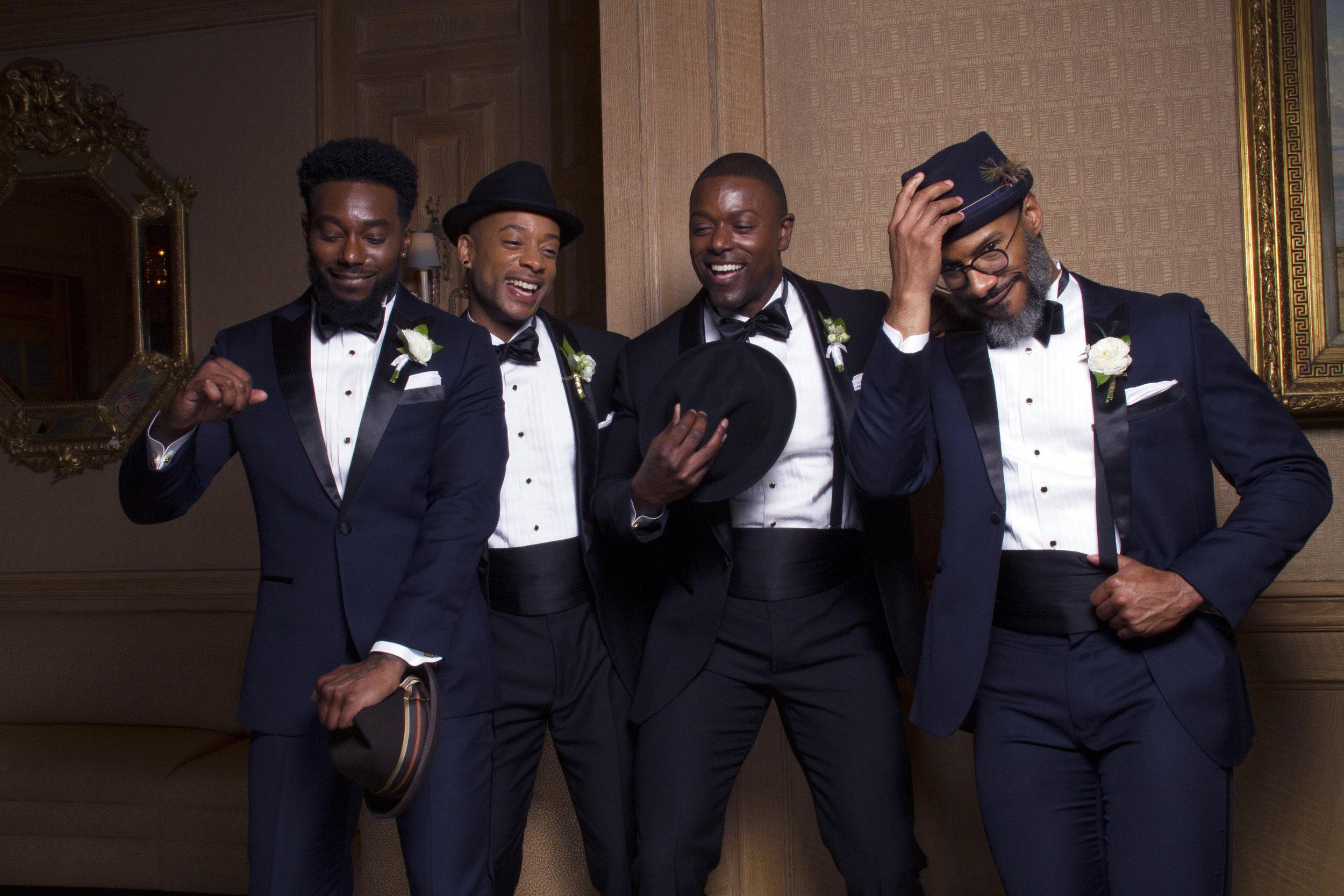 VA Venue: Ritz-Carlton Pentagon City Harlem Renaissance Wedding
