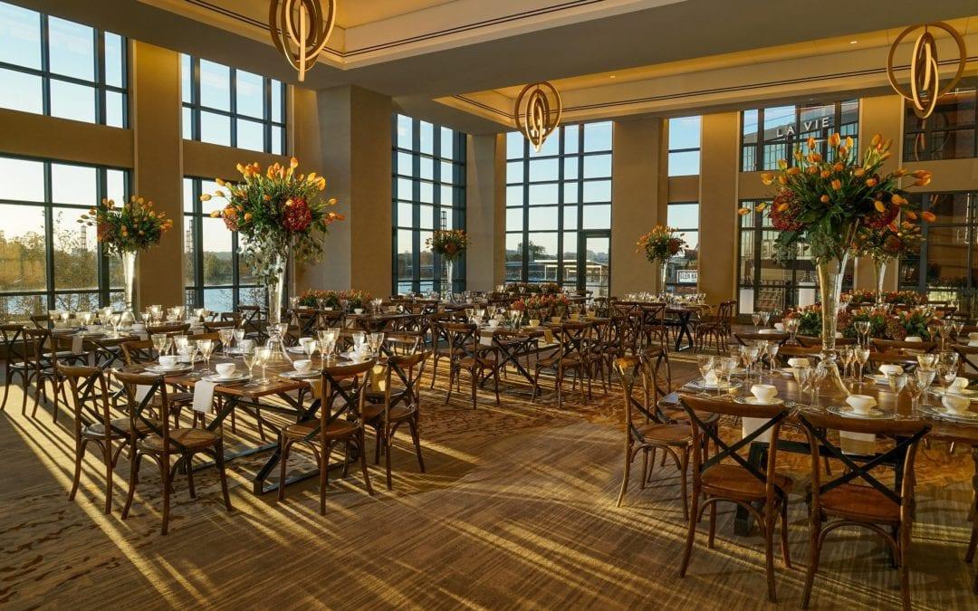 Washington, DC Venue – InterContinental Wharf