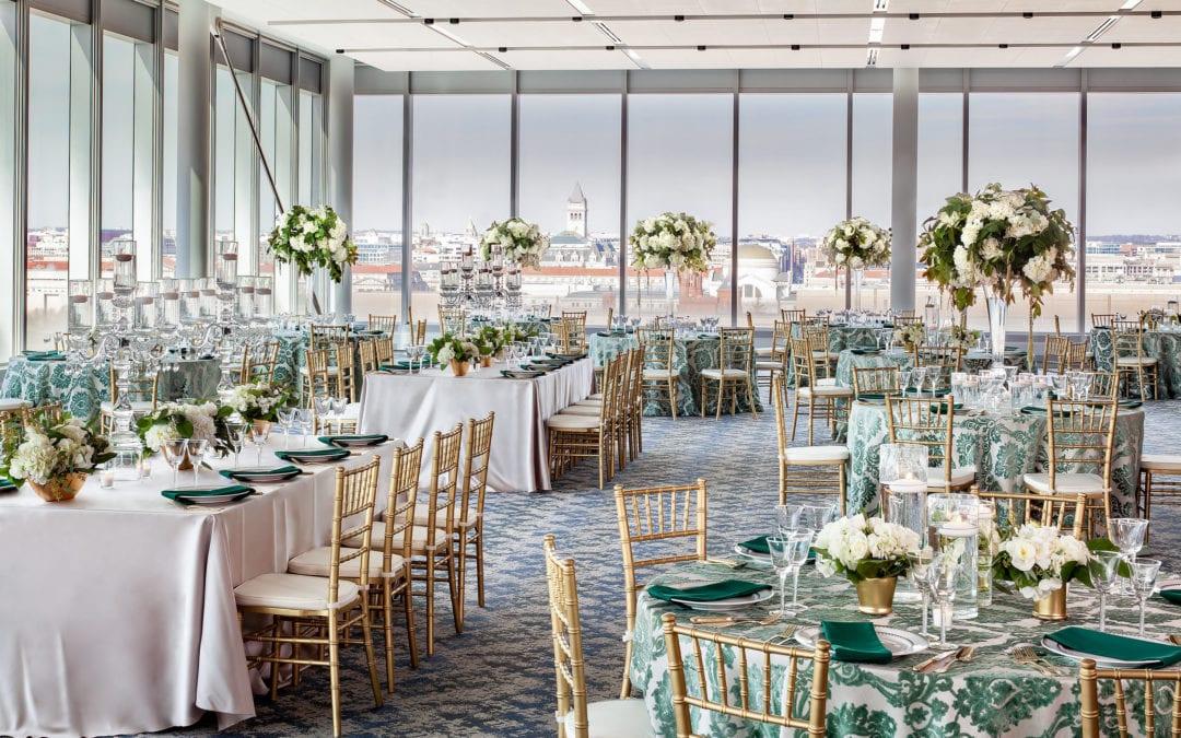 DC Wedding Venue: Spy Museum