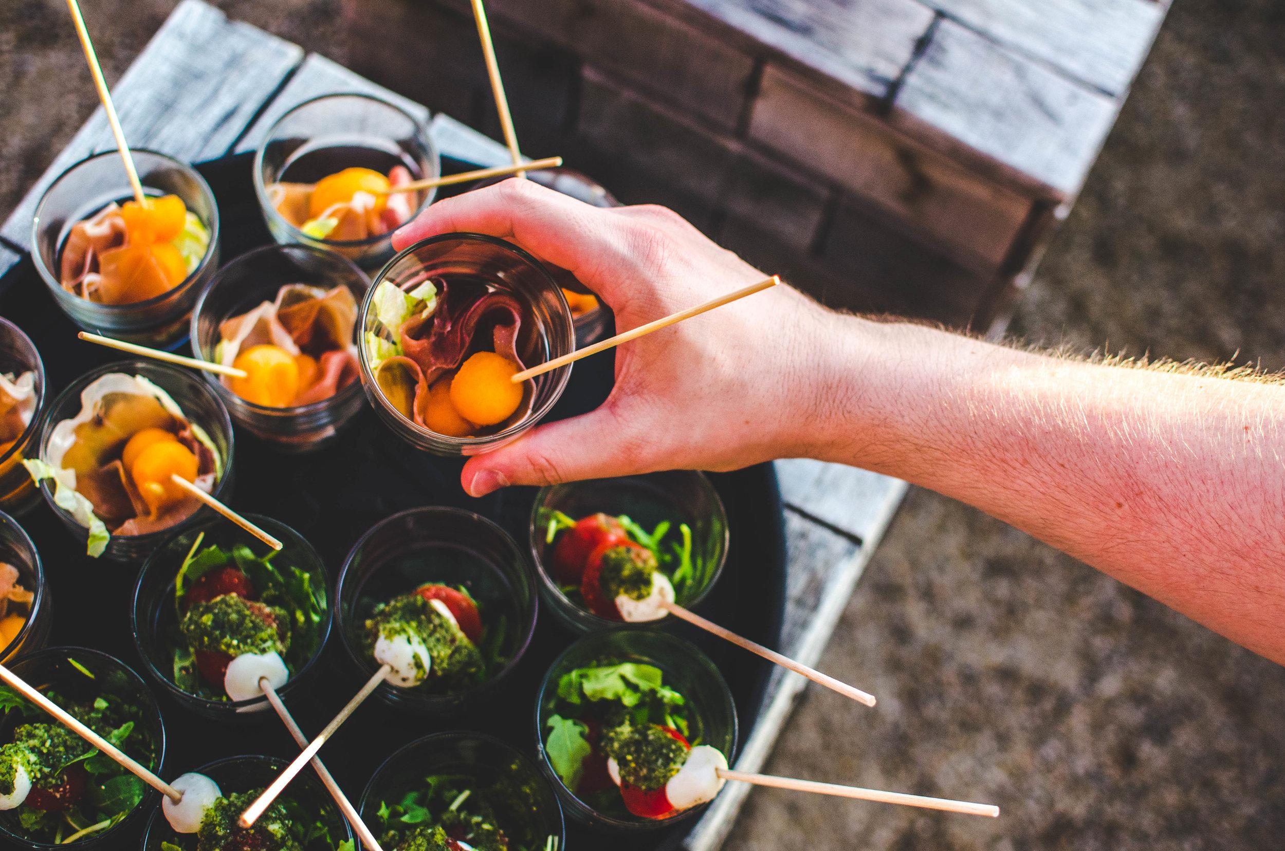 Photo: Aneta Pawlik Food Display