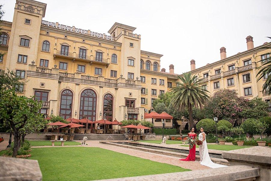 Wedding Editorial at The Palazzo MonteCasino – Johannesburg
