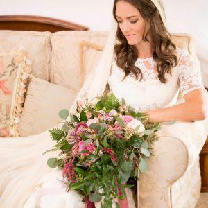 MD Venue: Antrim 1844 Secret Garden Wedding