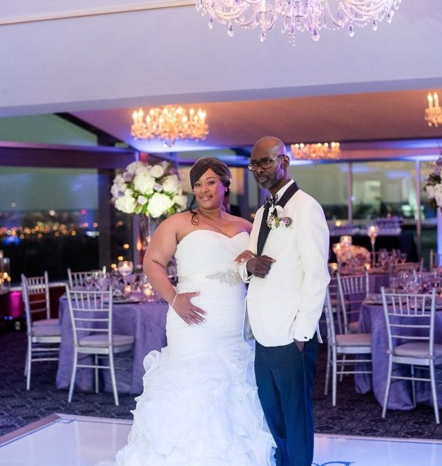 VA Venue Top of The Town Wedding