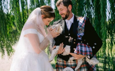 The Washington National Cathedral Wedding