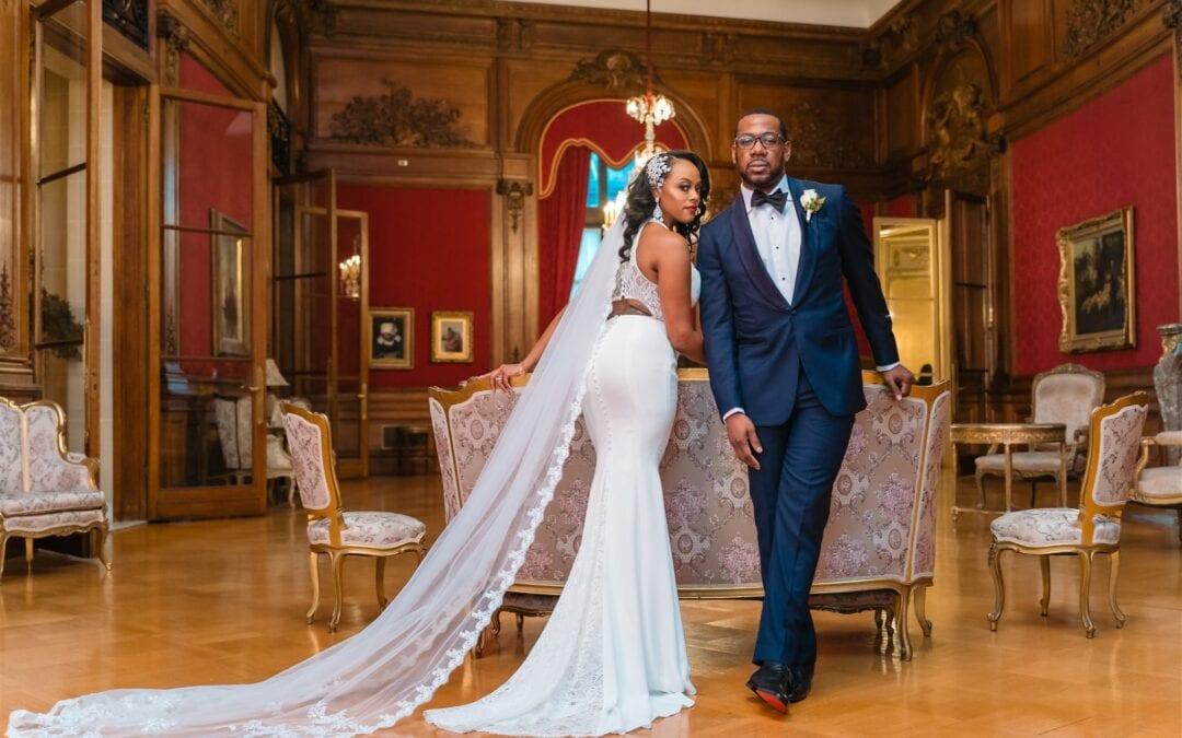 Ashley and Damion DC Micro Wedding