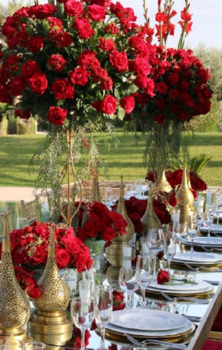 Events and wedding planner