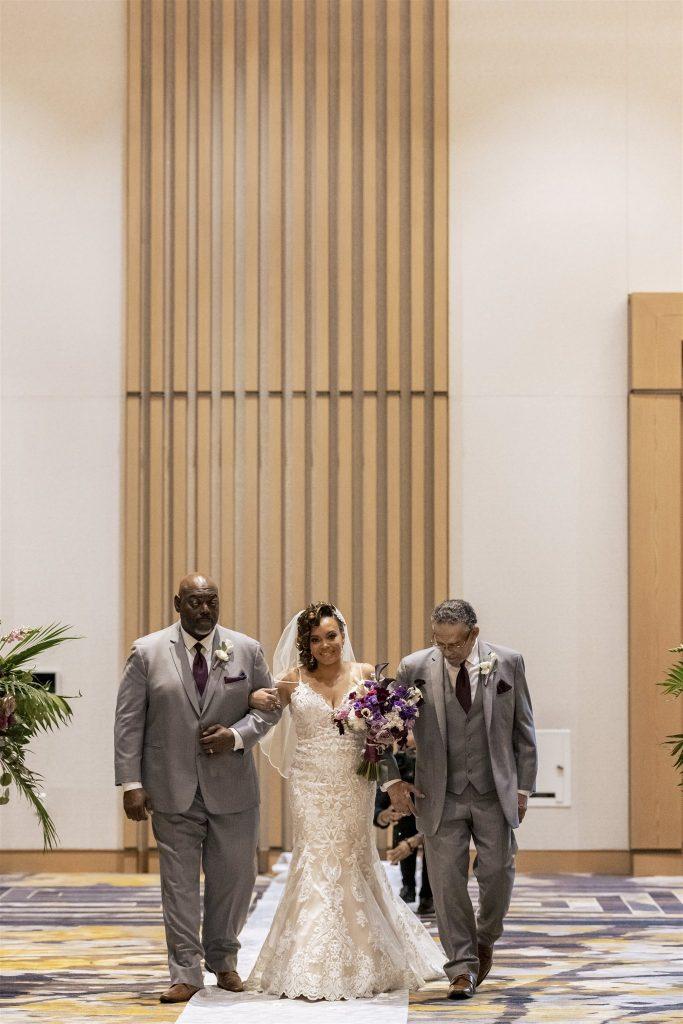 Jacari And Marquita MGM National Harbor Wedding